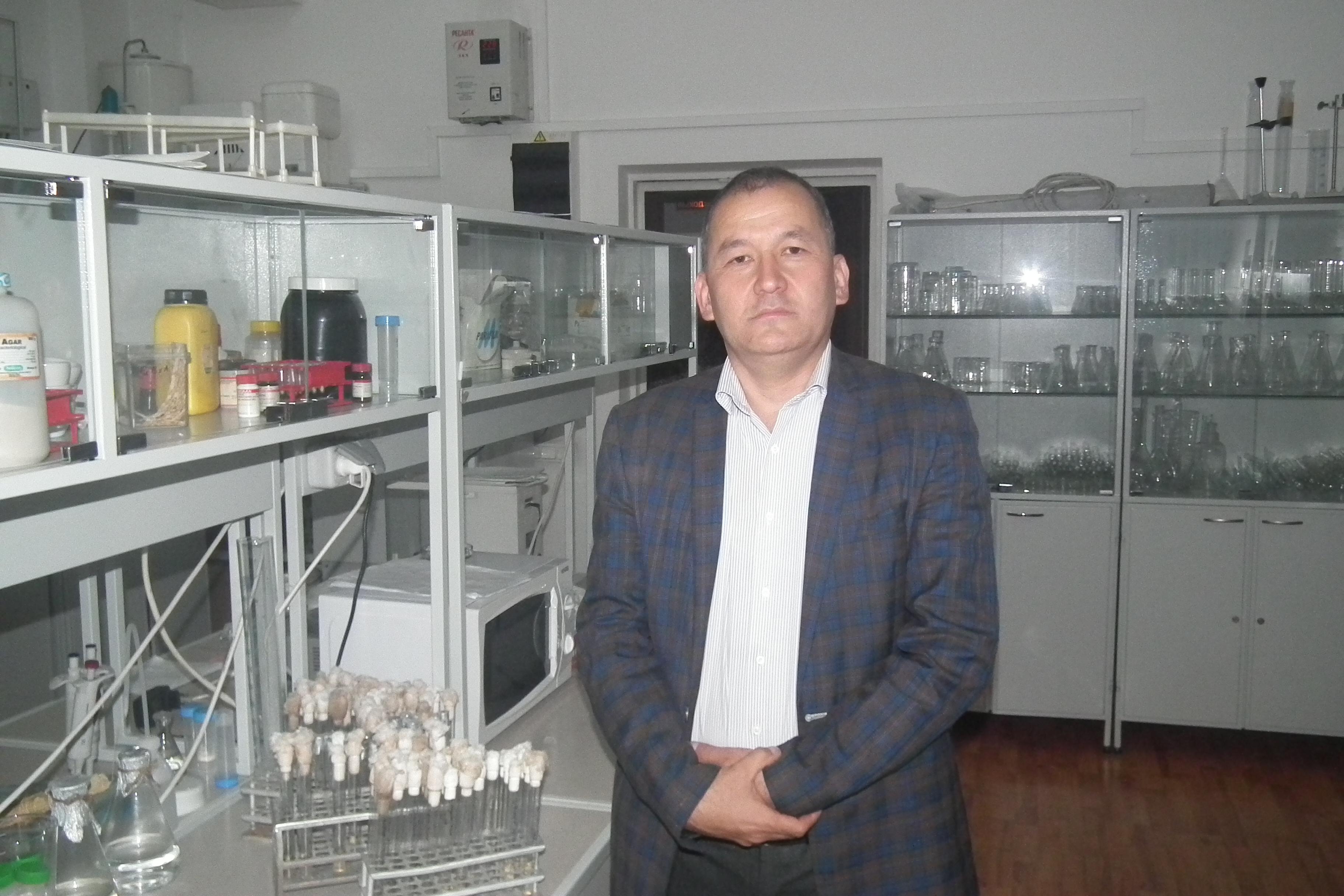 Усенбеков Бакдаулет Наубайұлы