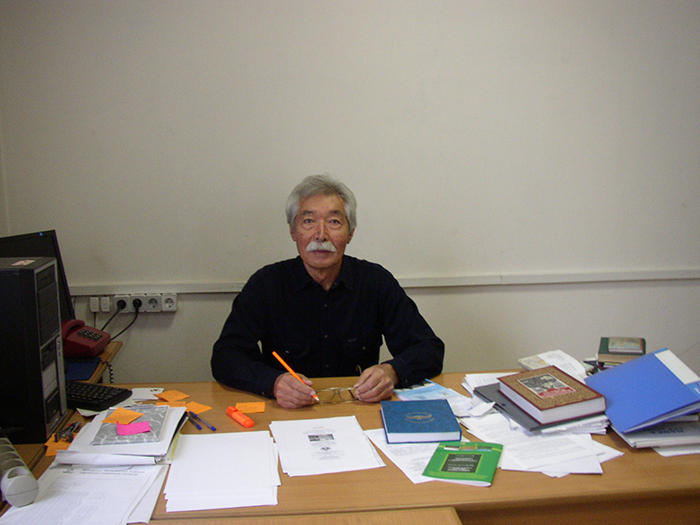 Академик Рахимбаев И.Р.