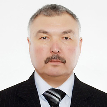 Утеулин Кайрат Ризабекович