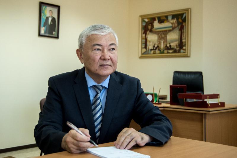 Ануарбек Султангазин